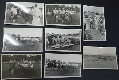 "Konvolut originale Fotos ""Fussball SC Brunn 1946/1947""!"