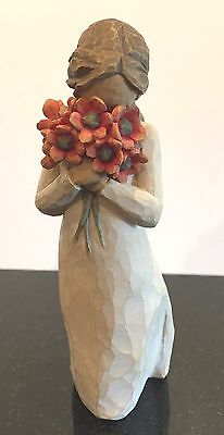 Susan Lordi Demdaco Willow Tree 'Surrounded by Love' Figurine 26233