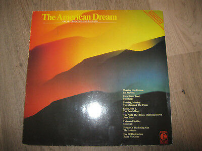 LP The American Drean - Great Folk Songs and Ballads, TG 1307
