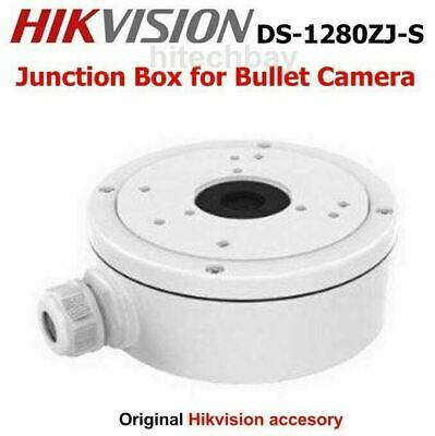 Hikvision DS-1280ZJ-S Junction Box for Bullet IP Security Camera 2T35/2T55/2T85