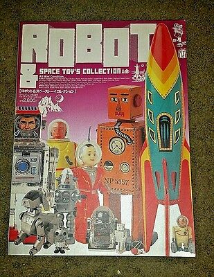 Robot & Space Toy's Collection World Mook 242 ~ Ray Rohr Cosmic Artifacts