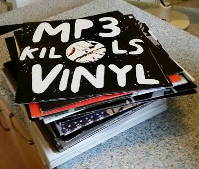 """Ultimate Electronic Music 50×12"""" Vinyl-Packet"""