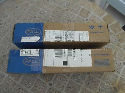 2 Pall Corporation Filterite  Filters T8510050000