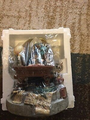 San Francisco Music Box Marjorie Sarnat Moonlight Sonata Dragon Merlin Wizard