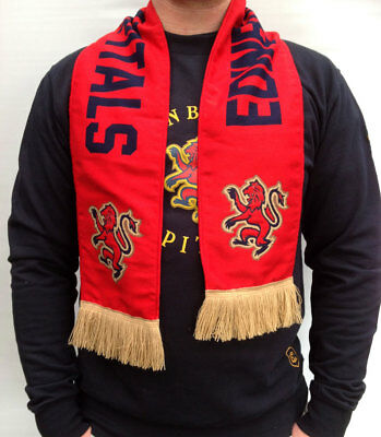 Official Edinburgh Capitals Scarf Red Lion