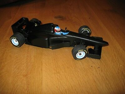 1/18 Schumacher Benetton B195  Aerodynamic-Test Umbau