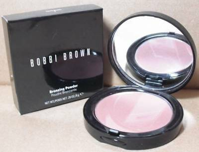 Bobbi Brown Bronzing Powder 1 Tawny Brown .28oz/8g Full Size Compact New in Box