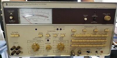 Sound Technology 1700B Distortion Measurment System Analyzer