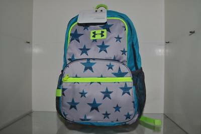 Under Armour Great Escape Backpack 1260542 038 Teal/Gray/Volt NWT