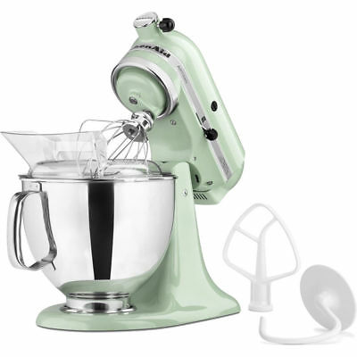 kitchenaid artisan 5ksm125bcu stand mixer contour silver brand new sealed. Black Bedroom Furniture Sets. Home Design Ideas