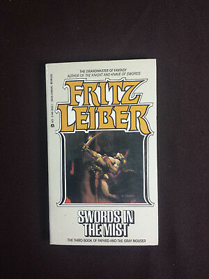 Swords in the Mist by Fritz Leiber ACE 14th print