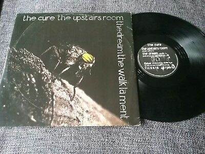 The Cure Lp The upstairs room 12Maxi  Punk, Rock, Wave Dark Wave 80er