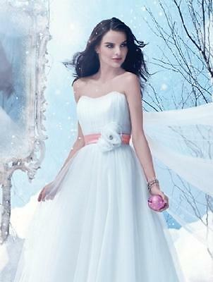 Alfred Angelo Snow White Disney Gown  Style 220  Tulle, Ball Gown, Size 10