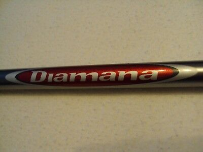 Titleist 917/915 Diamana Red Board Flower Band Driver Schaft