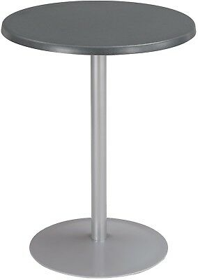 Safco Entourage Wood 24-inch Round Tabletop