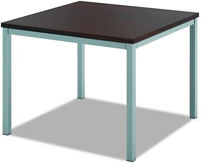 Basyx By HON Chestnut Occasional Corner Table