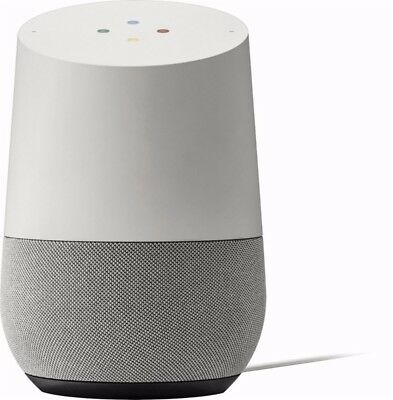 Google Home - White Slate, Google Personal Assistant -BRAND NEW
