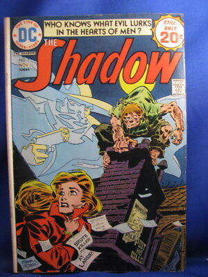 Dc- The Shadow # 7- Vg