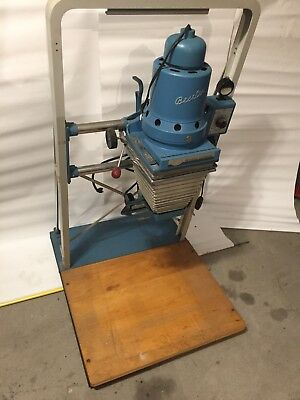 BESELER 45MX ENLARGER on 45MCRX Motorized Chassis, Beseler Universal color head