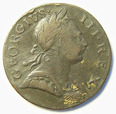 *** Authentic American Revolutionary War Coin 1773 Scarcer Date (73169CVS In#