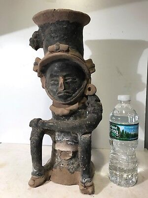 Antique Pottery Vessel Olmec?chapala?mexico? Pre Columbian Pottery