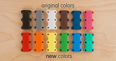 ZUBITS 2.0 Magnetic Shoe Closures Improved Anchor Links 12 colors 30% OFF AMAZON