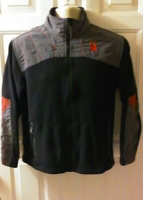 Spyder kids jacket size x large