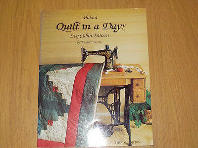 Make a Quilt in a Day by Eleanor Burns