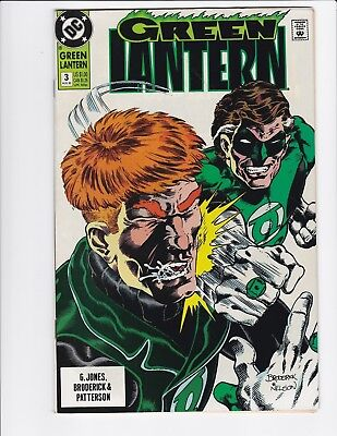 Green Lantern vol.3 #3 - Pat Broderick - Very Fine/Near Mint