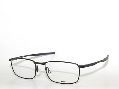Clearance*oakley Lc Barrelhouse 3173-08 Matte Black/dark Navy  Eyeglasses 52