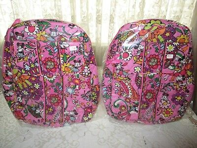 Vera Bradley SMALL BACKPACK MOUSING AROUND  Your Pick of Fav Placement #1 or #2