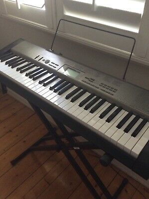 Casio electric keyboard LK 120 excellent condition, local pick up