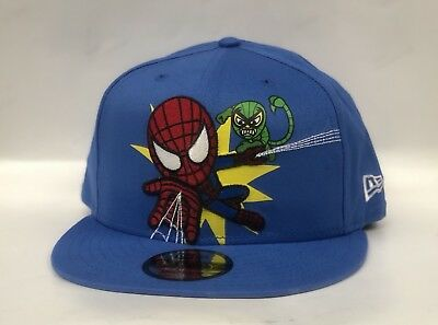 a38c3019733 TOKIDOKI X NEW Era 9 Fifty Snapback Action Spider-man -  22.99 ...