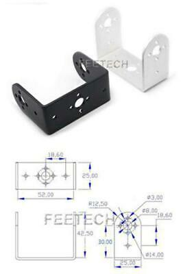 Feetech FK-US004 Aluminum U-shaped Robot Servo Bracket 44.5mm