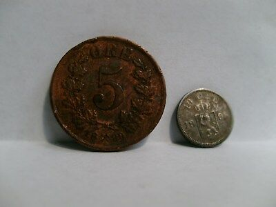 Norway coins