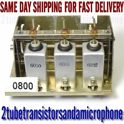 YAESU FT-101,B,E,EE,EX,F RADIO PARTS VARIABLE TUNING INDUCTOR SAME DAY SHIPPING