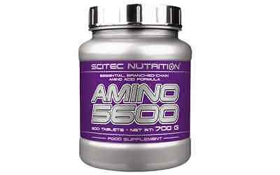 Scitec Nutrition Amino 5600 - 500 Tablettes