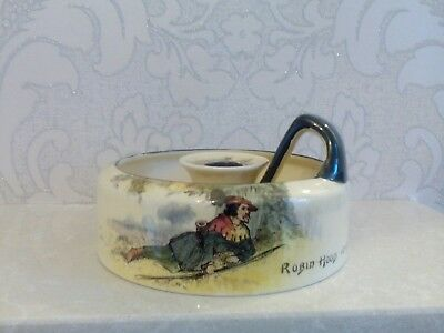 Royal Doulton - Under the Greenwood Tree, Candle Holder