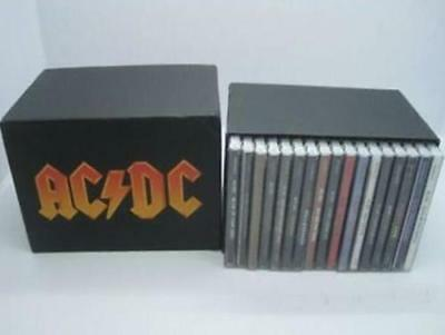 New AC/DC Complete Collection Full Box Set 17 CD Albums Factory Sealed Free Ship