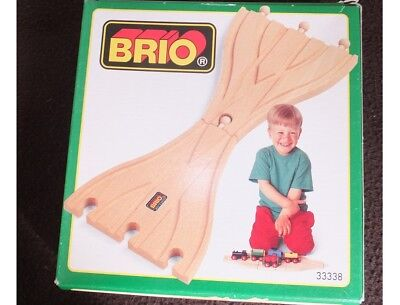 BRIO Art. 33338 Parallel-Weiche