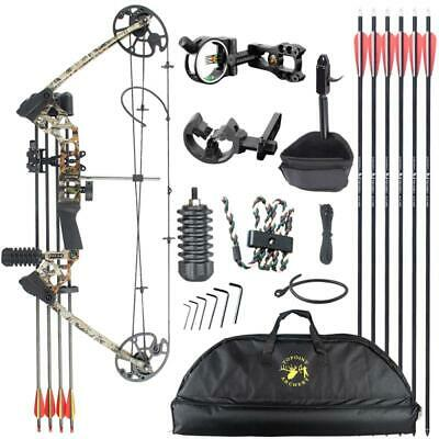 Junxing M120 20-70LBS Compound Bow Archery Hunting and Target Left Handed bow