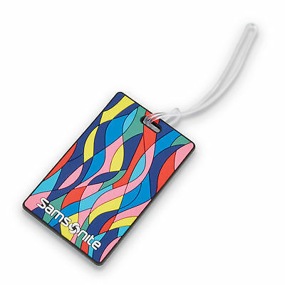 Samsonite Samsonite Designer ID Tags Vectorfunk - Luggage