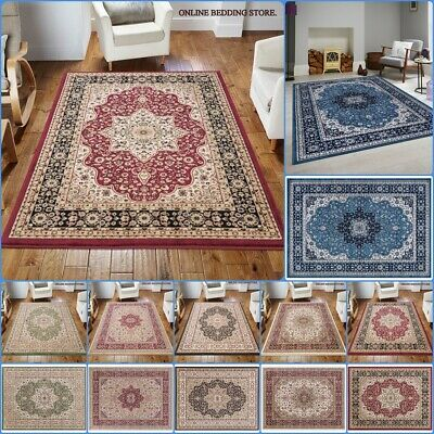 Floral Soft Vintage Beautiful Classic Traditional Soft And Thick Luxury Rugs