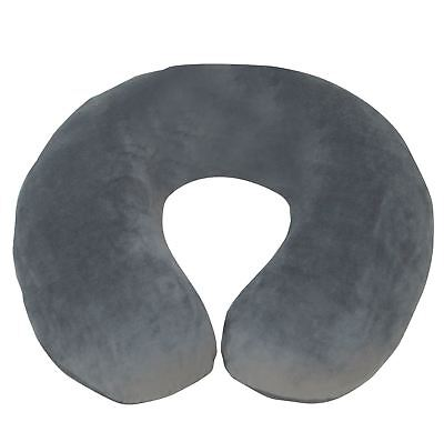 Aidapt Spare Cover For Memory Foam Neck Cushion (Colour Grey)