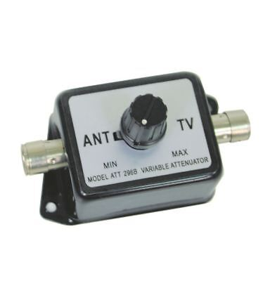 Electrovision Variable Signal Attenuator with Line Socket Input and Output