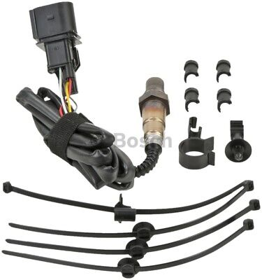 Oxygen Sensor-Actual OE Left BOSCH 17351