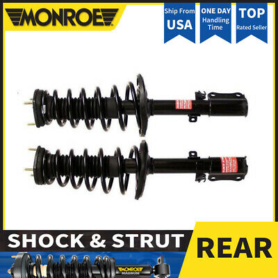 P MONROE 2X REAR LEFT/&RIGHT Shocks and Struts For 2005-2006 LEXUS ES330