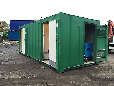 Welfare Unit Site Office Canteen Toilet Generator Anti Vandal (More Available)