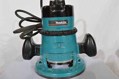 Makita Model 3606 Router Fixed Base - EXCELLENT CONDITION - WORKS GREAT !!