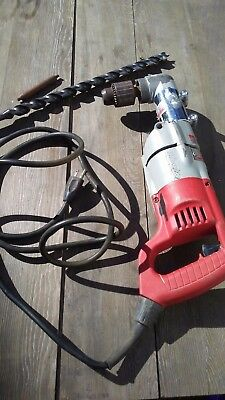 """Milwaukee Heavy Duty Right Angle 1/2"""" Drive Drill with Free Shipping!!!!!!"""